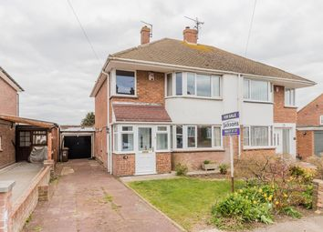 Thumbnail 3 bed semi-detached house for sale in Leyton Avenue, Gillingham