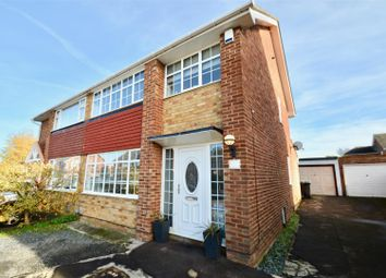 Thumbnail 3 bedroom semi-detached house for sale in Frobisher Way, Gravesend