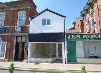 Thumbnail Commercial property to let in Haywood Street, Leek, Staffordshire