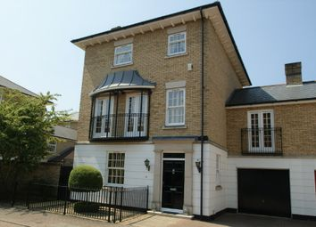 Thumbnail 5 bed link-detached house for sale in Pewterers Avenue, Thorley, Bishop's Stortford
