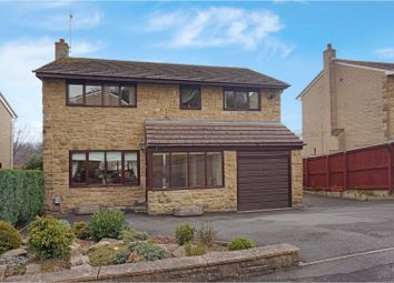Thumbnail 4 bed detached house for sale in Lower Hall Road, Lascelles Hall, Huddersfield