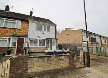 Thumbnail 4 bed end terrace house for sale in St. Mary's Road, London
