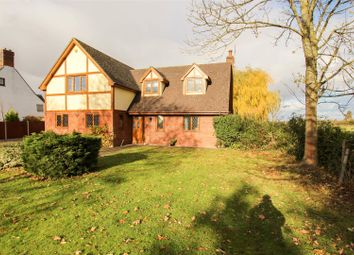 Thumbnail 4 bed detached house for sale in Robins Nest, Twyning Road, Strensham