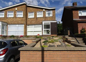Thumbnail 3 bed semi-detached house for sale in Lea Road, Gainsborough
