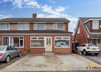 Thumbnail 3 bed semi-detached house for sale in Ullswater Road, Astley, Tyldesley, Manchester