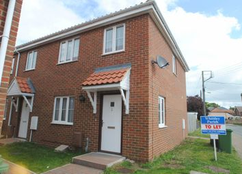Thumbnail 3 bed end terrace house to rent in Rose Terrace, Diss