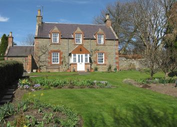 Thumbnail 3 bedroom detached house for sale in Northbank, Bowden, Melrose, Scottish Borders