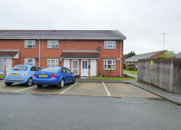 Thumbnail 1 bedroom maisonette for sale in Burford Gardens, Evesham