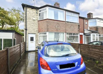 Thumbnail 2 bed semi-detached house for sale in Rossall Avenue, Radcliffe, Manchester, Greater Manchester