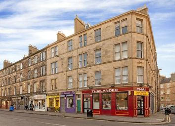 Thumbnail 2 bed flat for sale in Brougham Street, Edinburgh
