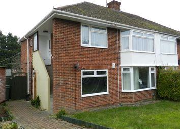Thumbnail 2 bedroom maisonette to rent in Winchester Way, Leckhampton, Cheltenham