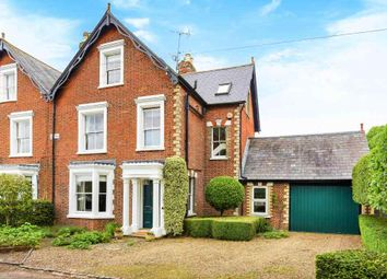 Thumbnail 6 bed semi-detached house for sale in Albert Road, Wokingham