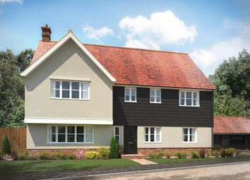 Thumbnail 5 bed detached house for sale in The Ranworth, Barrack Street, Bradfield, Essex