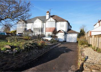 Thumbnail 3 bed semi-detached house for sale in Post Hill, Tiverton