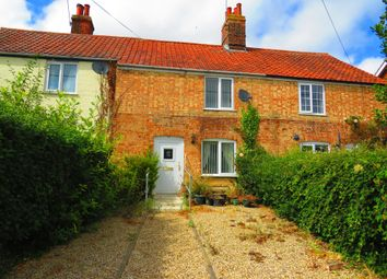 Thumbnail 3 bed terraced house for sale in Norwich Road, Strumpshaw, Norwich