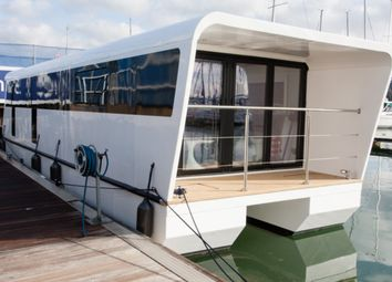 Thumbnail 2 bed houseboat for sale in Largs Yacht Haven Marina, Irvine Road, Ayrshire
