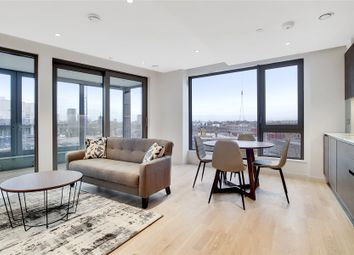 Thumbnail 2 bedroom flat to rent in Onyx Apartments, 98 Camley Street, Kings Cross, London