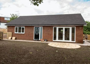Thumbnail 2 bed detached bungalow for sale in Buckingham Road, Bletchley, Milton Keynes