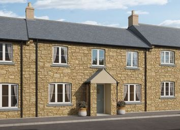 Thumbnail 3 bed terraced house for sale in Ellis Drive, Chagford, Newton Abbot