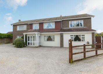 Thumbnail 5 bed detached house for sale in Plantation Road, Chestfield, Whitstable