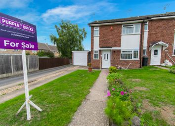 Thumbnail 3 bed semi-detached house for sale in Covett Way, Leicester