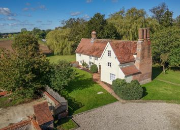 Thumbnail 6 bed country house for sale in Finningham Road, Walsham-Le-Willows, Bury St. Edmunds