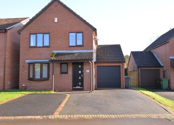 Thumbnail 4 bed detached house to rent in Ashcroft Close, Botley