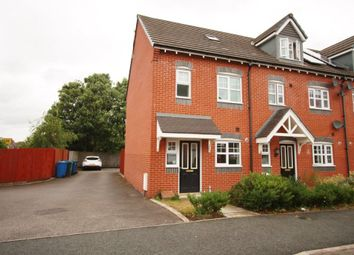 Thumbnail 3 bed end terrace house to rent in Calgarth Avenue, Bewsey, Warrington