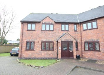 Thumbnail 1 bedroom flat for sale in Windsor Court, Burbage, Hinckley