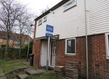 Thumbnail 2 bedroom end terrace house for sale in Allinson Close, Goodwood, Leicester