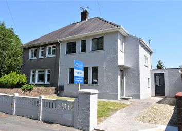 Thumbnail 3 bed semi-detached house for sale in Ton Glas, Pyle