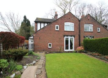 Thumbnail 2 bed cottage for sale in Church Lane, Wolstanton, Newcastle-Under-Lyme