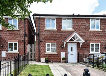 Thumbnail 2 bed end terrace house for sale in Forge Close, Bromsgrove
