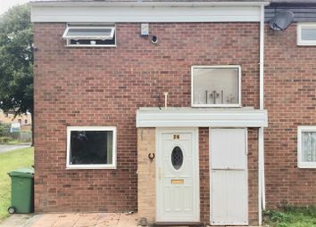 Thumbnail 2 bed terraced house for sale in Cranmere, Stirchley, Telford