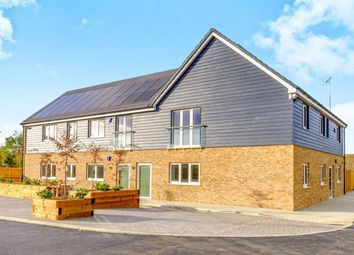 Thumbnail 3 bedroom flat for sale in Maidstone Road, Blue Bell Hill, Chatham