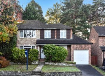 Thumbnail 3 bed semi-detached house for sale in Arundel Road, Camberley, Surrey