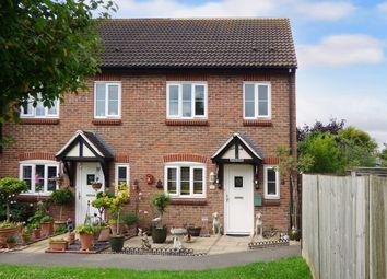 Thumbnail 3 bed end terrace house for sale in The Darlingtons, Rustington, Littlehampton