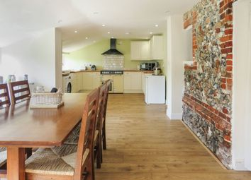 Thumbnail 3 bed end terrace house for sale in Watton Road, Wretham, Thetford