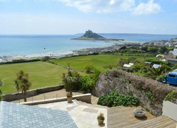 Thumbnail 3 bed semi-detached house for sale in Turnpike Road, Marazion, Cornwall