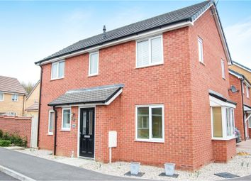 Thumbnail 3 bed detached house for sale in Blake Close, Towcester