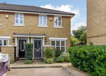 Thumbnail 3 bed end terrace house for sale in Compton Close, London