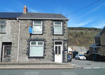 Thumbnail 3 bed end terrace house for sale in Penrhiwceiber Road, Mountain Ash, Rhondda Cynon Taff