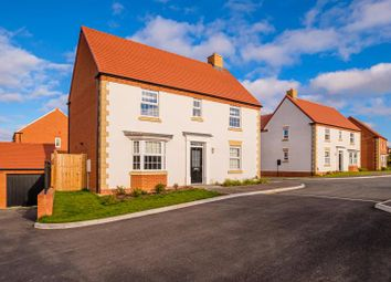Thumbnail 4 bed detached house for sale in The Bradgate, Plot 119, Kingfisher Meadows, Burford Road, Witney