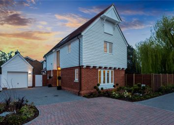 Thumbnail 4 bedroom detached house for sale in Lynfield Mews, Stock, Ingatestone, Essex