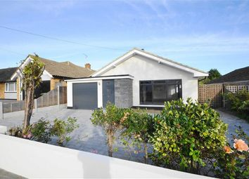Thumbnail 2 bedroom detached bungalow for sale in Rodbridge Drive, Thorpe Bay, Essex