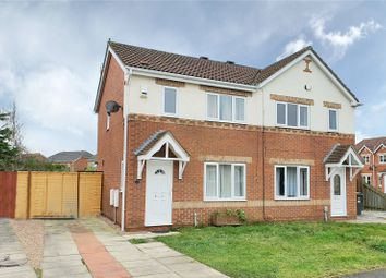 Thumbnail 3 bed semi-detached house for sale in Bridgegate Drive, Hull, East Yorkshire