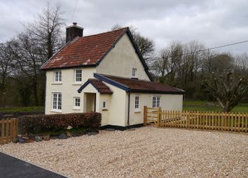 Thumbnail 2 bed cottage for sale in Filleigh, Barnstaple, Devon