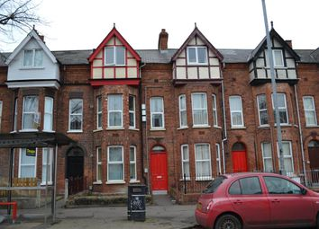 Thumbnail 4 bed flat to rent in 3, 68 University Avenue, Belfast