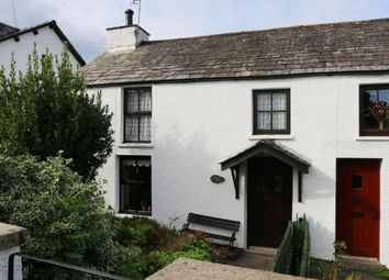 Thumbnail 2 bed terraced house for sale in Spark Bridge, Ulverston