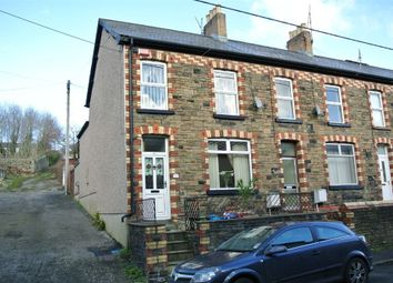 Thumbnail 4 bedroom end terrace house for sale in Coronation Terrace, Hanbury Road, Pontnewynydd